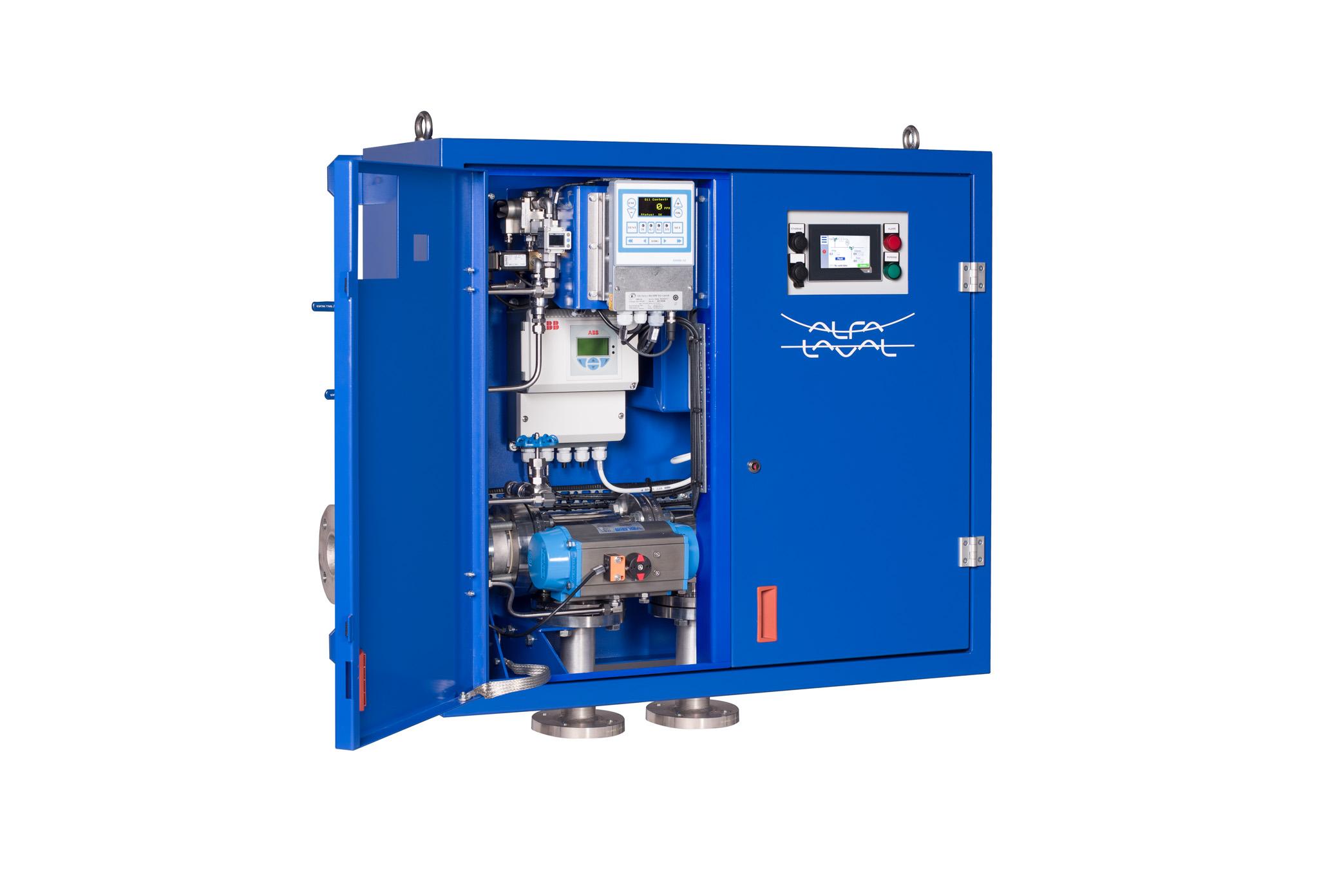 Alfa laval sample cooler Кожухотрубный конденсатор ONDA C 17.306.1000 Находка